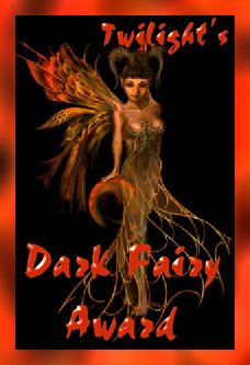 Twilights Dark Fairy Award