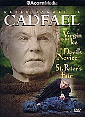 Brother Cadfael Series II DVD Cover