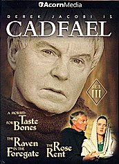 Brother Cadfael DVD Series III Cover