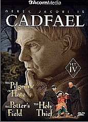 Brother Cadfael DVD Series IV Cover