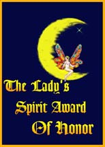 The Lady's Spirit Award of Honor