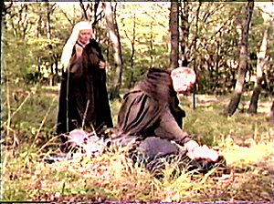 Brother Cadfael finds the groom