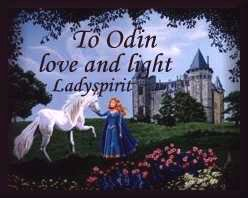 Love and Light from Ladyspirit