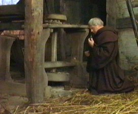 Brother Cadfael searches for evidence