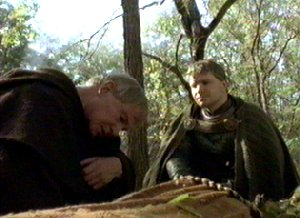 Cadfael makes a gruesome discovery