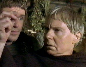 Brother Cadfael finds a clue